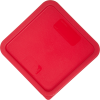 Red Lid for Square 6 Quart & 8 Quart Stor-Plus™ Containers (Container Sold Separately)