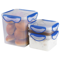 Food Storage Containers Category Plastic Food Storage