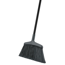 "15"" Libman® Black Wide Commercial Angle Broom"