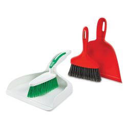 Libman® Benchtop Brooms & Dust Pans