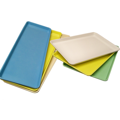 Molded Fiberglass Display Trays