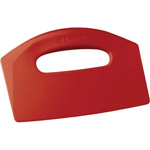 Remco® Red Bench Food Scraper