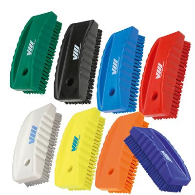 Vikan® Nail Brushes With Stiff Bristles