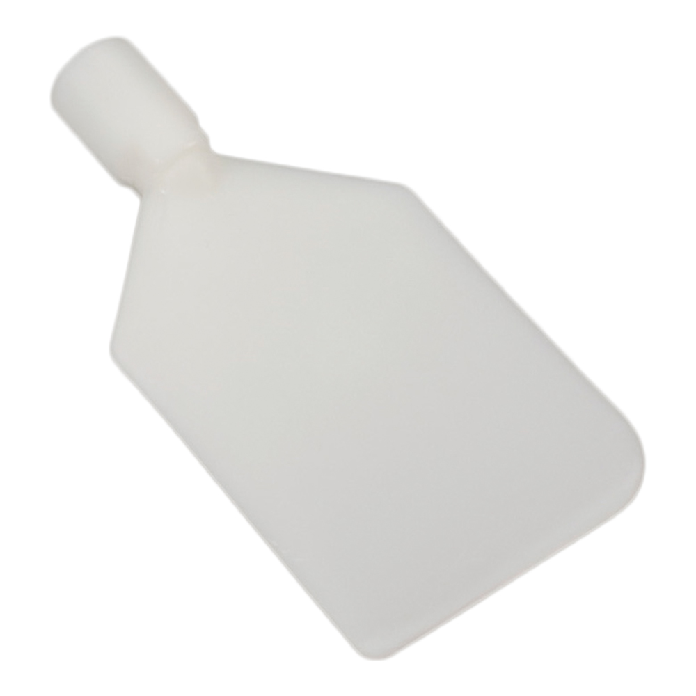 White Vikan® Flexible PE Paddle Scraper
