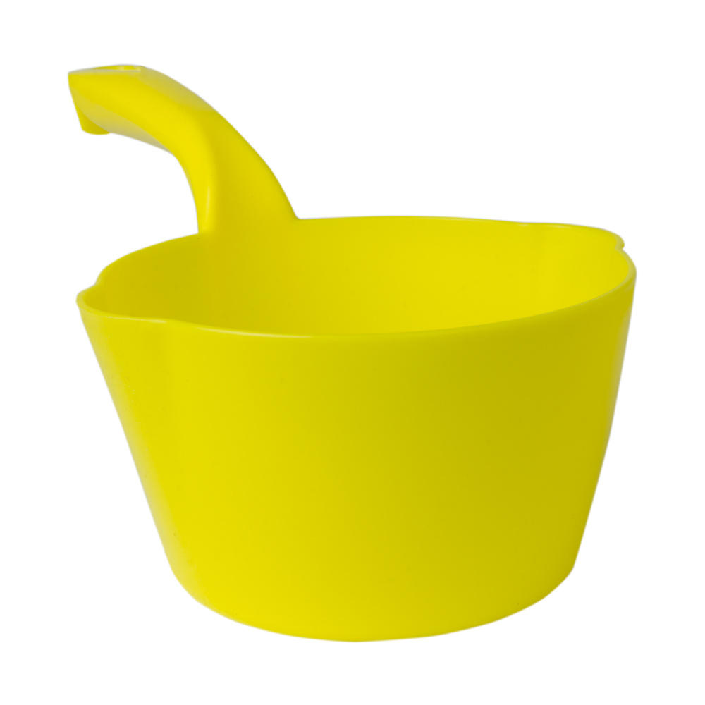 Vikan® Yellow Small 32 oz. Bowl Scoop