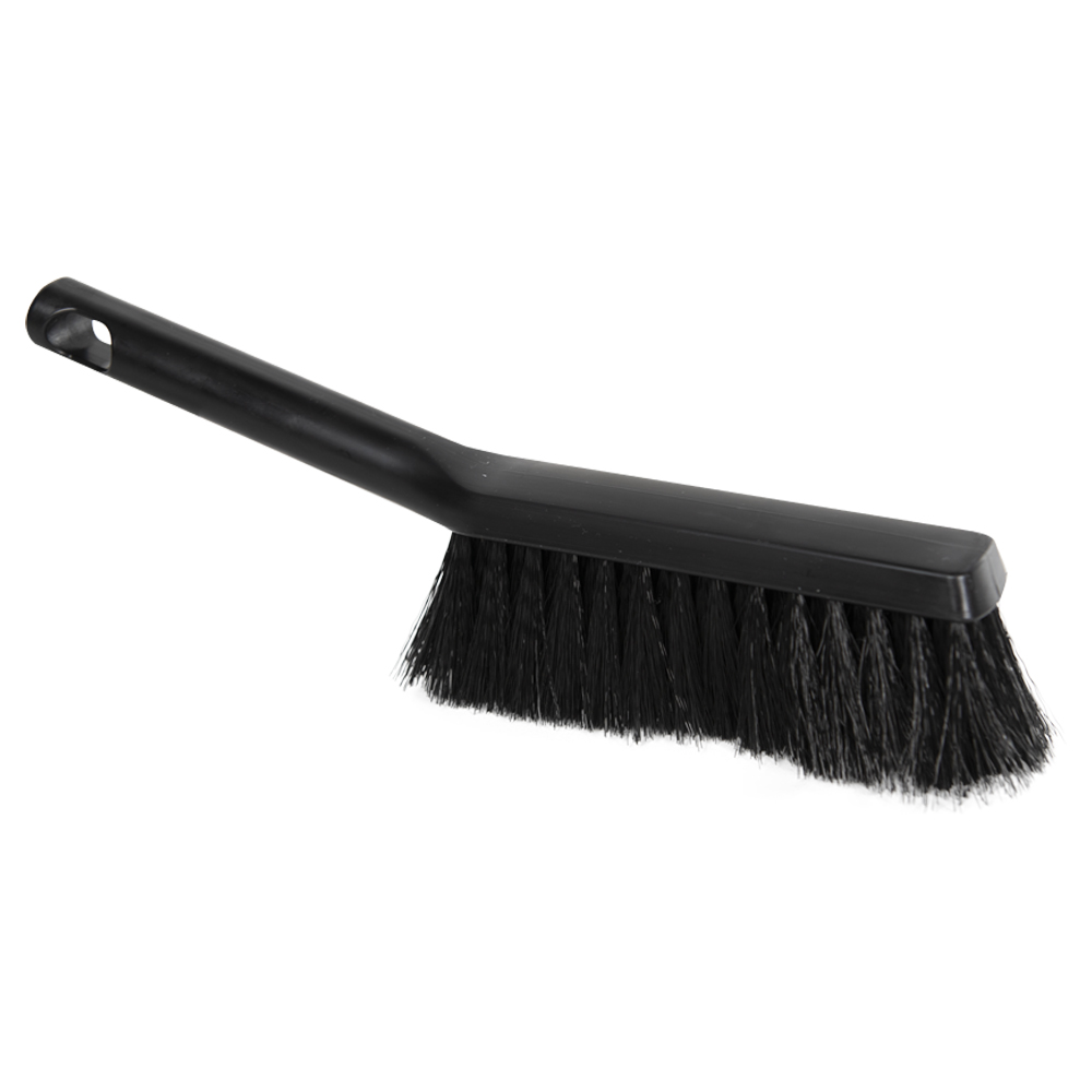 "ColorCore Black 12"" Medium Bench Brush"