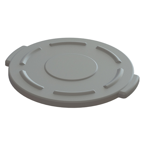 Gray Lid for 10 Gallon Value Plus Container