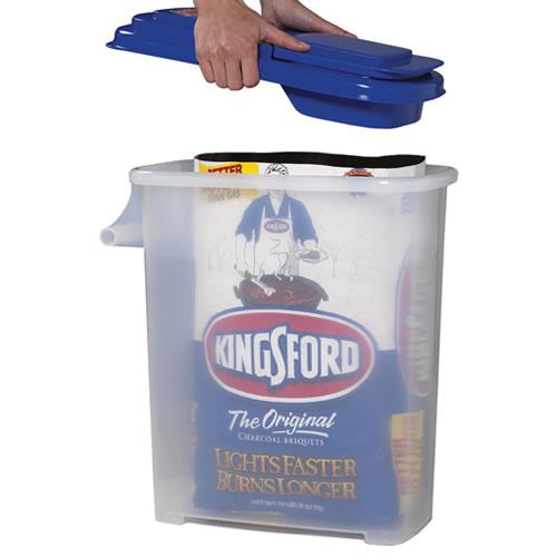 Buddeez® Kingsford® Kaddy Bag-In Dispensers