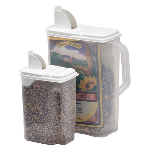 Bag-In Dispenser® 4 & 8 Quart Double Pack