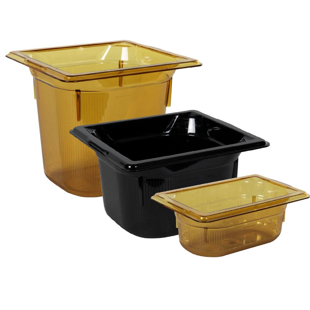 Super Pan® High-Temperature Plastic Pans