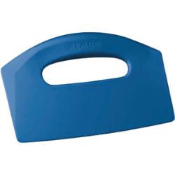 Remco® Blue Bench Food Scraper