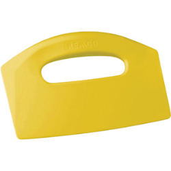 Remco® Yellow Bench Food Scraper