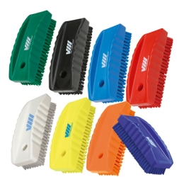 Vikan® Nail Brushes With Stiff Bristles