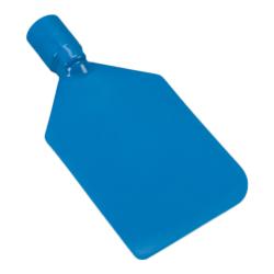 Blue Vikan® Flexible PE Paddle Scraper