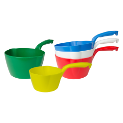 Color-coded Bowl Scoops