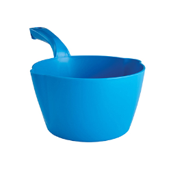 Vikan® Blue Large 64 oz. Bowl Scoop