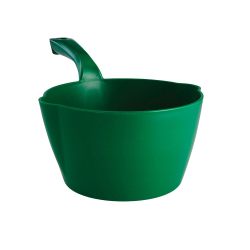 Vikan® Green Large 64 oz. Bowl Scoop