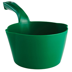 Vikan® Green Small 32oz Bowl Scoop
