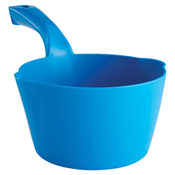 Vikan® Blue Small 32 oz. Bowl Scoop