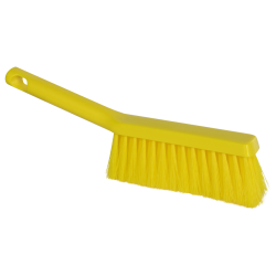 "ColorCore Yellow 12"" Medium Bench Brush"