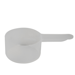 39cc Natural Polypropylene Scoop