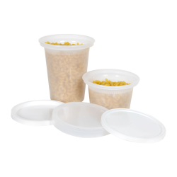 X-Line Polypropylene Containers & Lids