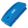 Blue Nail Brush w/Stiff Bristles