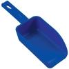 """16 oz. Mini Blue Scoop - 10-1/4"""" L X 3-1/2"""" W X 2-1/4"""" Hgt."""
