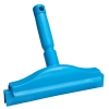"Blue 10"" Double Blade Bench Squeegee"