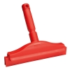 "Red 10"" Double Blade Bench Squeegee"