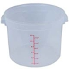 16 Quart Round Food Storage Container (Lid Sold Separately)