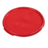 StorPlus™ Red Round Lid For 6 & 8 Quart Containers
