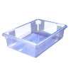 "3.5 Gallon Blue StorPlus™ Color-Coded Food Storage Box 18"" x 12"" x 6"" (Lids sold separately)"