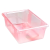 "12.5 Gallon Red StorPlus™ Color-Coded Food Storage Box 26"" x 18"" x 9"" (Lids sold separately)"