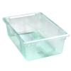 "12.5 Gallon Green StorPlus™ Color-Coded Food Storage Box 26"" x 18"" x 9"" (Lids sold separately)"