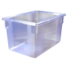 "21.5 Gallon Blue StorPlus™ Color-Coded Food Storage Box 26"" x 18"" x 15"" (Lids sold separately)"