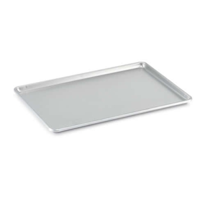 "18"" x 26"" x 1"" Full Size 12 gauge Wear-Ever® Heavy-Duty Aluminum Sheet Pan"