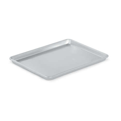 "18"" x 13"" X 1"" Half Size 18 gauge Wear-Ever® Heavy-Duty Sheet Pan"