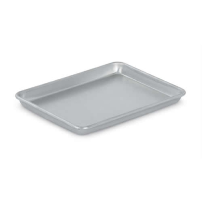 "9-1/2"" x 13"" x 1"" One Quarter Size 16 gauge Wear-Ever® Heavy-Duty Sheet Pan"