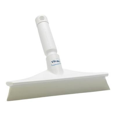 "White 10"" Ultra Hygiene Squeegee"