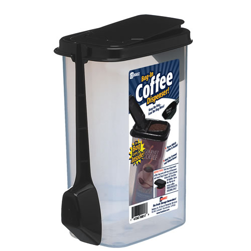 Bag-In Dispenser® for Coffee & More