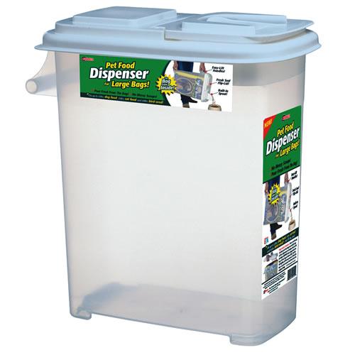 Bag-In Dispensers® 32 Quart Pet Food Dispenser