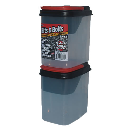 Buddeez® Bits & Bolts Dispensers