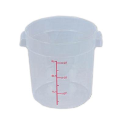 """4 Quart Container, 7-1/2"""" H x 7"""" D"""