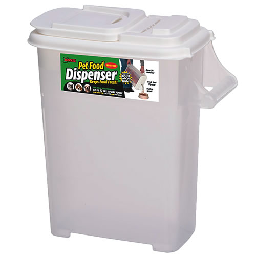 Bag-In Dispensers® 16 Quart Pet Food Dispenser