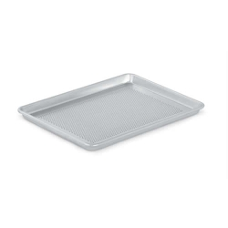"18"" x 13"" X 1"" Half Size 18 gauge Perforated Wear-Ever® Heavy-Duty Sheet Pan"
