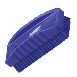 Purple Nail Brush w/Stiff Bristles