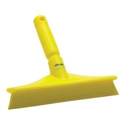 "Yellow 10"" Ultra Hygiene Squeegee"