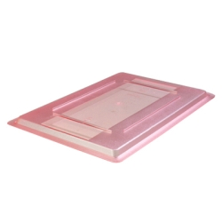"Red StorPlus™ Color-Coded Food Storage Lid 12"" x 18"" (Lids sold separately)"