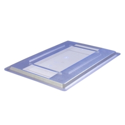 "Blue StorPlus™ Color-Coded Food Storage Lid 26"" x 18"""